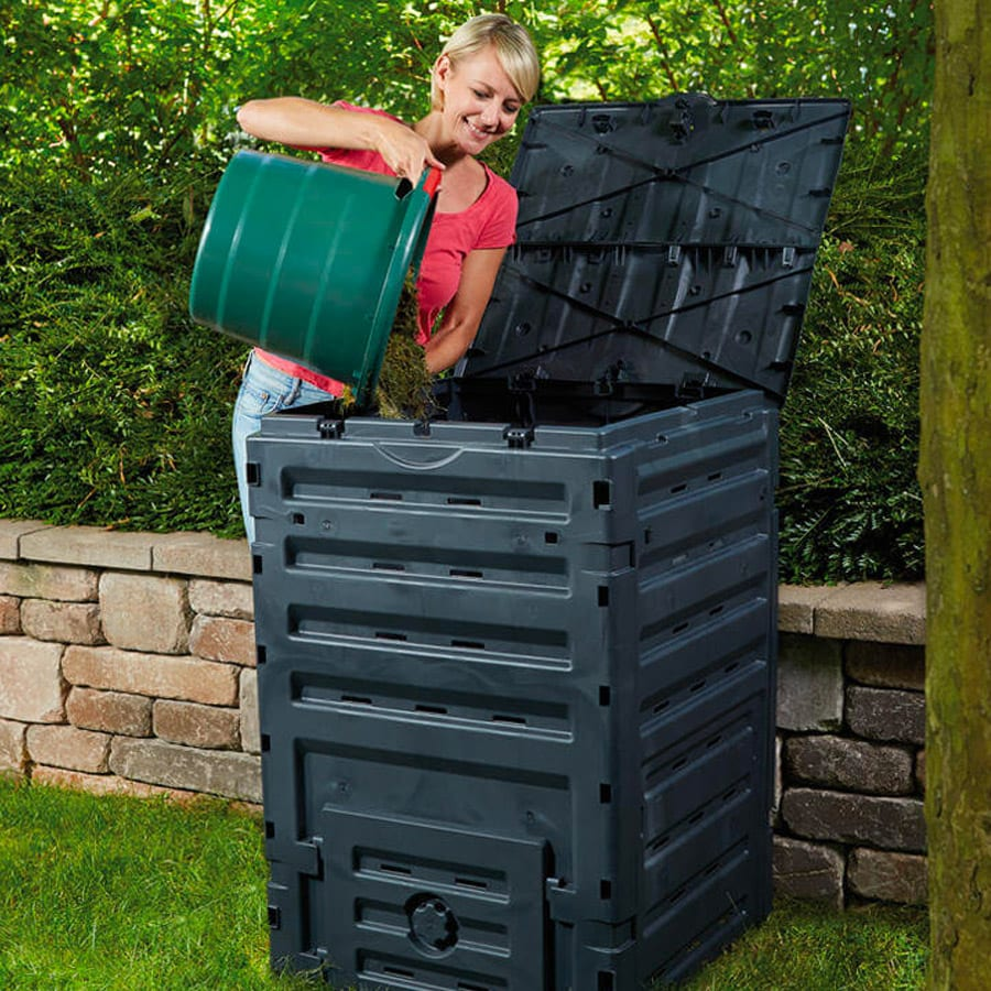 ECO-Master Compost Bin 300L - Garantia UK