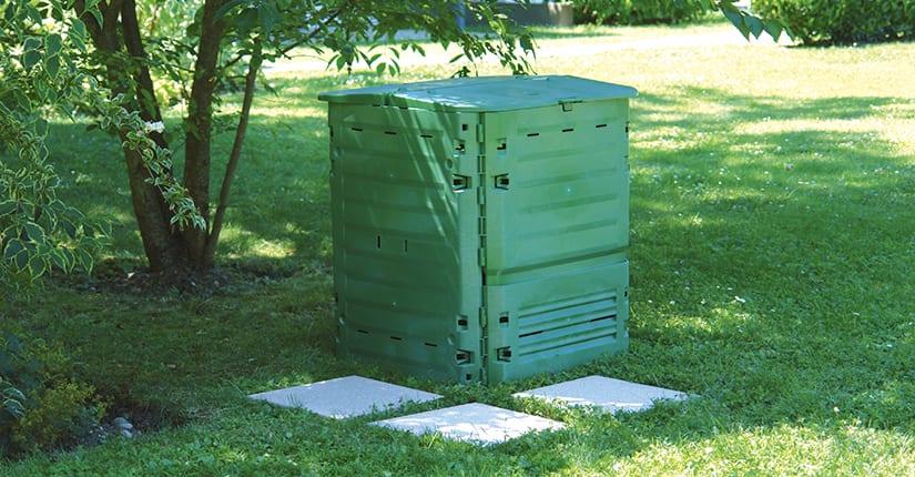 Garantia Thermo-King Composter